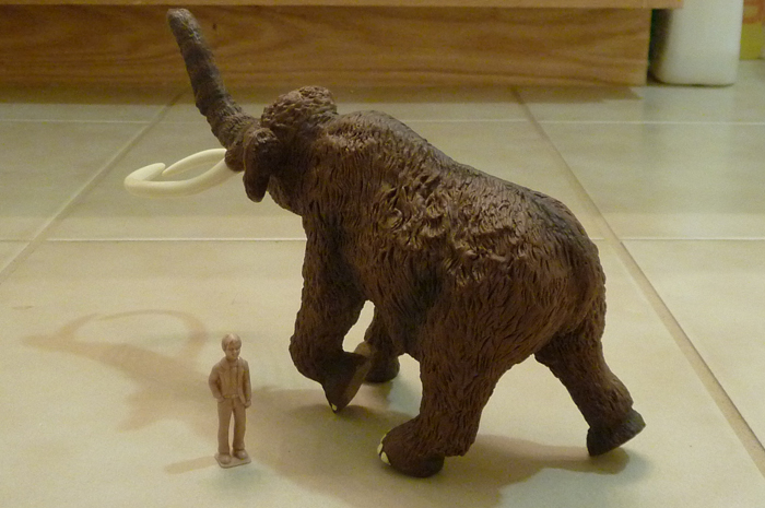 Steppe Mammoth Papo