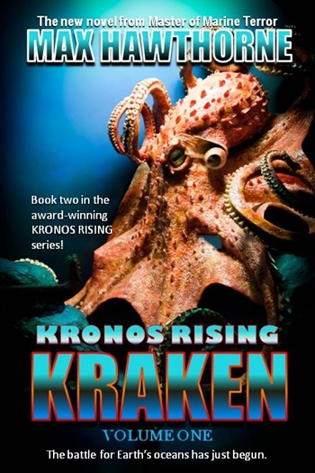 Kronos Rising: Kraken (vol. 1.) cover